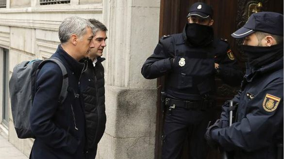 Bildu presume de buenas migas con el PSOE: 'La reunión fue cordial'