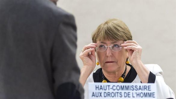 Nuevo llamamiento de la ONU a Venezuela para que respete los derechos humanos
