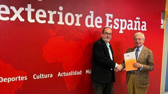 RTVE y la Academia Iberoamericana de Gastronomía renuevan su convenio de colaboración