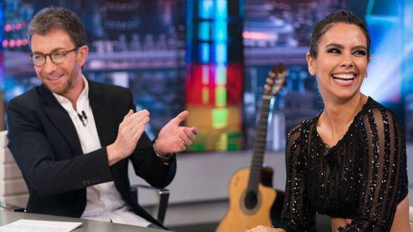 Cristina Pedroche habló en 'El Hormiguero' sobre su vestido para las Campanadas de este año.