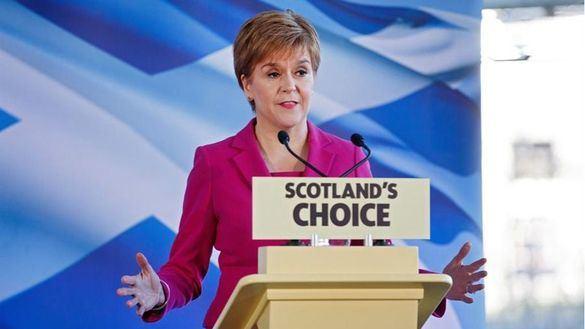 Escocia desafía a Johnson y pide un nuevo referéndum de independencia