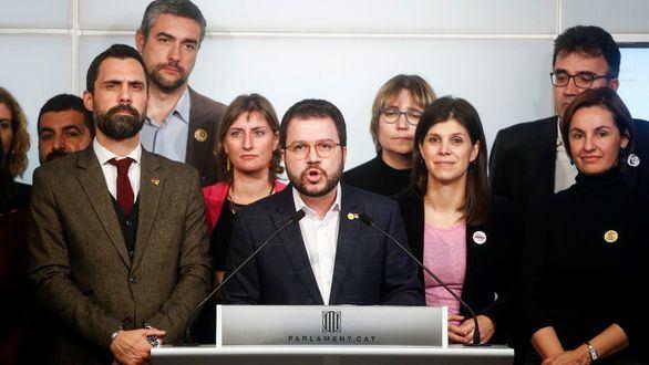 ERC congela las negociaciones con el PSOE hasta que el Gobierno aplique la sentencia de Junqueras