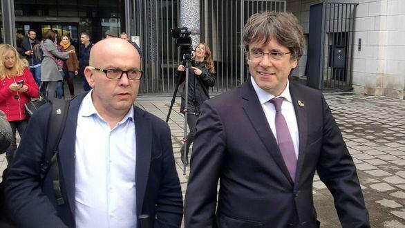 Llarena da cinco días a Puigdemont para que presente alegaciones