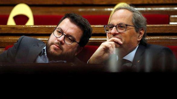 El CIS catalán alienta un adelanto electoral en Cataluña: ERC ganaría, seguido por JxCat y PSC