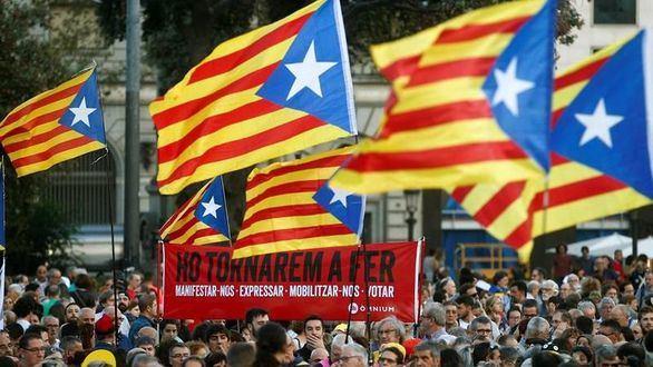 El 'no' a la independencia sigue ganando, según el CIS catalán
