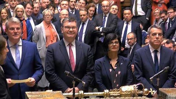 El Parlamento británico aprueba el acuerdo de salida de la UE
