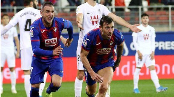 El Eibar se reencuentra con el triunfo | 3-0
