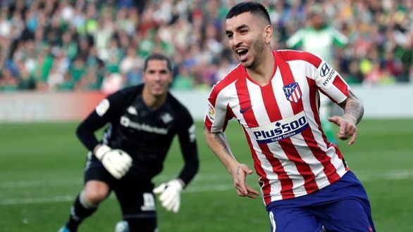 Correa revoluciona al Atlético para sentenciar al Betis en el Villamarín   1-2