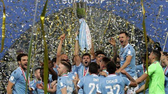 Ligas europeas. Liverpool y Lazio celebran títulos allende sus fronteras