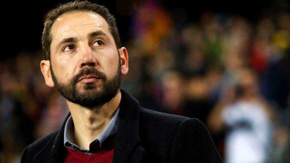 El Espanyol destituye a su entrenador Pablo Machín