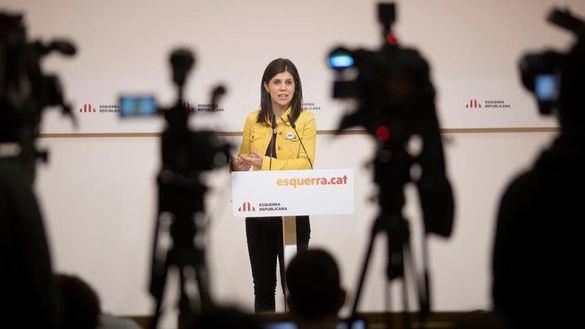 ERC reanuda la negociación con el PSOE mientras espera el informe de la Abogacía