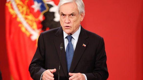 Piñera someterá a plebiscito la Constitución chilena