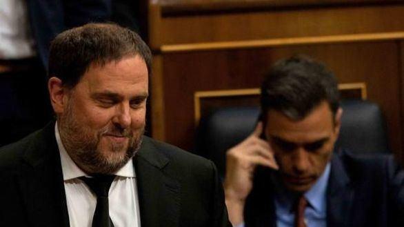 La Abogacía obedece a Sánchez y pedirá excarcelar a Junqueras para que recoja su acta