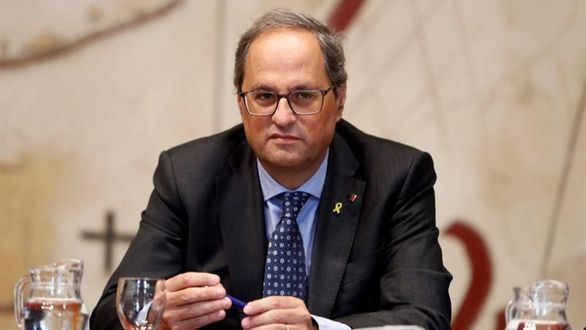 La Junta Electoral de Barcelona desestima la petición de inhabilitar ya a Quim Torra