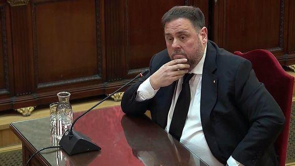 Junqueras pide al TS su libertad inmediata tras la sentencia de Luxemburgo