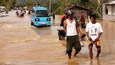 Al menos 16 muertos en Filipinas a causa del tifón Phanfone