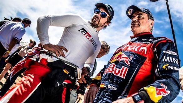 Dakar 2020. Fernando Alonso exhibe humildad antes de su debut