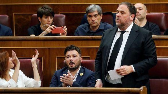 El informe de la Abogacía y la reunión de la JEC, claves en la negociación PSOE-ERC