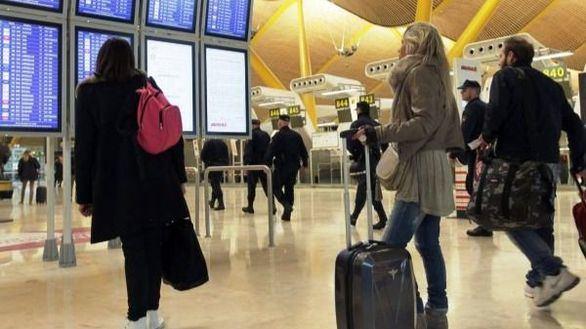 Los madrileños fueron los que más viajaron el último trimestre del año