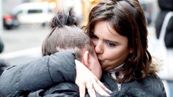 Condenada a prisión permanente la madre que mató a su hija en Bilbao