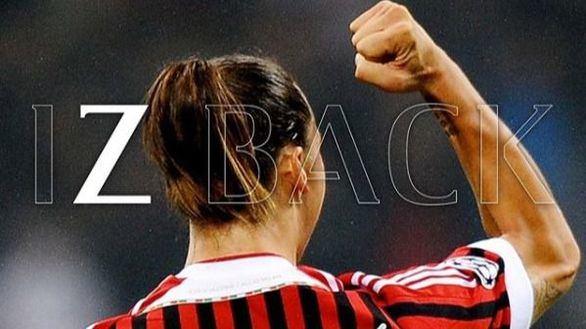 Oficial: Ibrahimovic vuelve al Milan como el mesías esperado