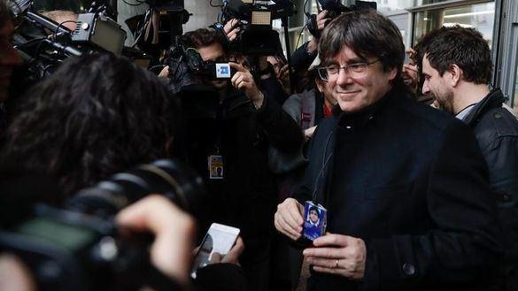 La Fiscalía pide que el TJUE aclare si Puigdemont debe acatar la Constitución