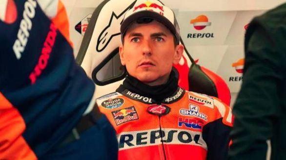 MotoGP. Jorge Lorenzo temió quedarse paralítico sobre la Honda