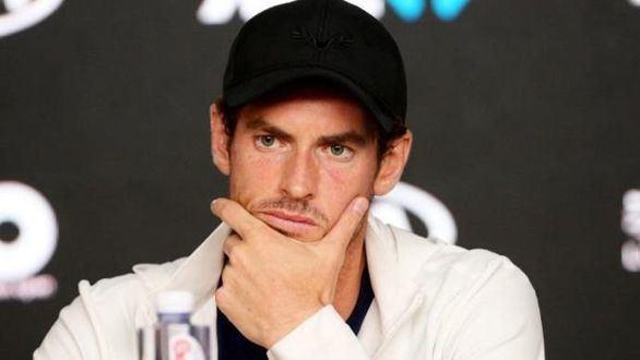 ATP. Andy Murray, 'el cuarto grande', no escapa de su calvario