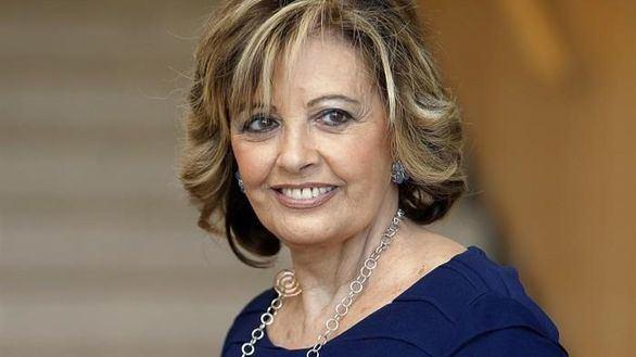 María Teresa Campos confirma su ruptura con 'Bigote' Arrocet