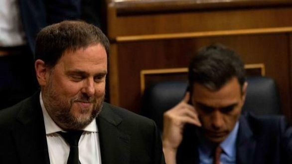 La Abogacía pide que Junqueras sea excarcelado y ejerza de eurodiputado