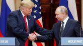 Putin agradece a Trump la ayuda para evitar atentados en Rusia