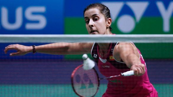 Carolina Marín, que se lesionó de gravedad, consiguió ser de las 10 mejores en 2019