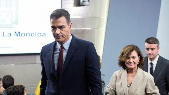 Sánchez se salta al Comité Federal para