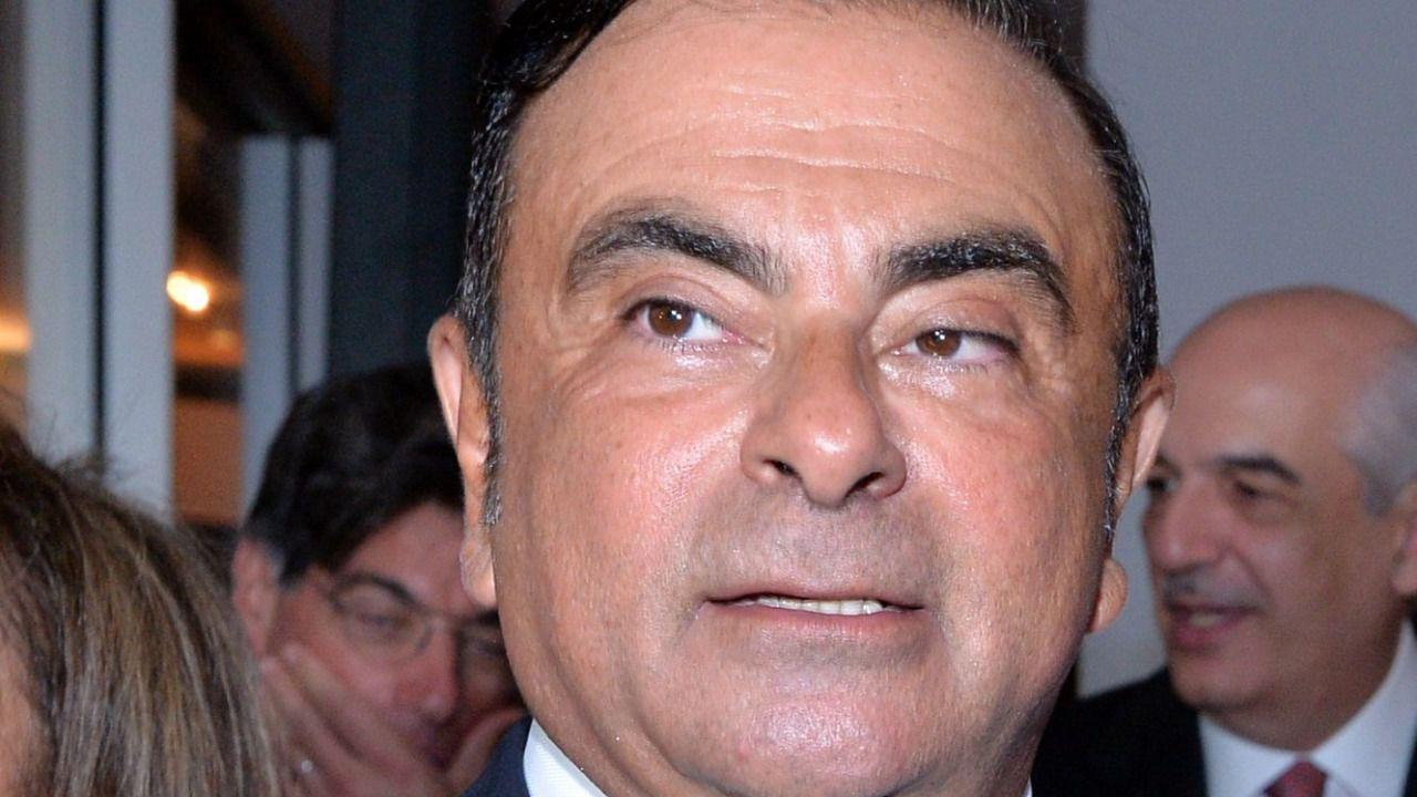 Interpol pide al Líbano que arreste a Ghosn tras huir de Japón
