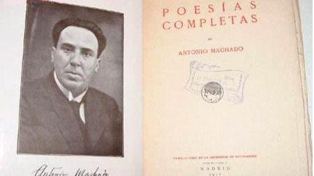 Antonio Machado ya es de dominio público
