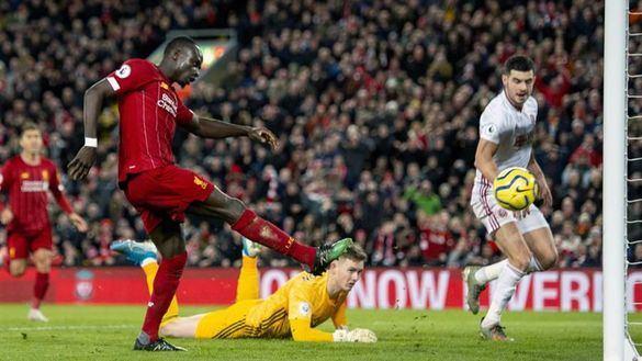 El Liverpool, en velocidad de crucero |2-0