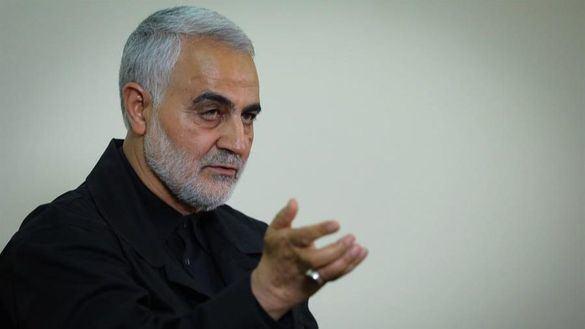 EEUU mata al general iraní Soleimani en un bombardeo en el aeropuerto de Bagdad