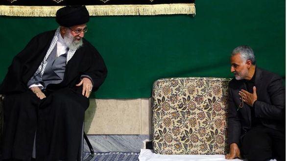 Jamenei promete venganza tras la muerte de Soleimani