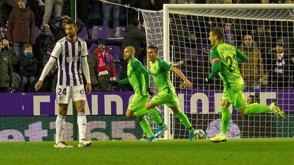 Enes Unal acorta la progresión del Leganés | 2-2