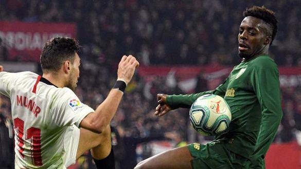 El Athletic atasca al Sevilla en el Pizjuán   1-1