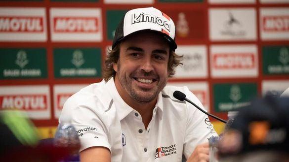 Dakar 2020. Alonso, en la previa: