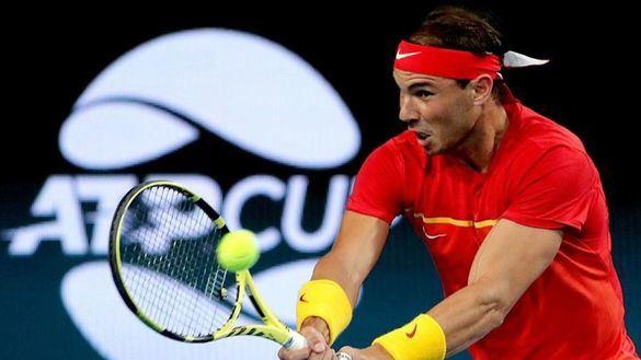 Copa ATP. España debuta barriendo a Georgia gracias a Bautista y Nadal
