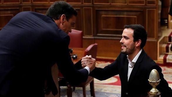 Alberto Garzón ocupará la cartera del nuevo Ministerio de Consumo