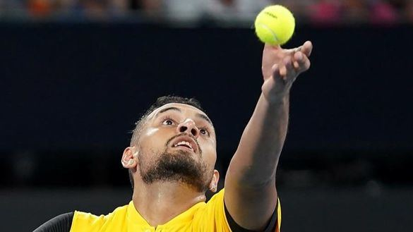 Copa ATP. Australia, con Kyrgios y De Miñaur, primera clasificada a cuartos