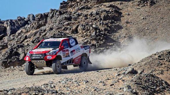 Dakar 2020. Zala inaugura el rally con victoria y Fernando Alonso ilusiona