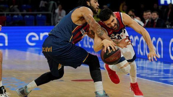 ACB. Se confirma la campanada: Baskonia se queda sin Copa del Rey | 79-80