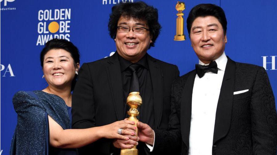 La coreana 'Parasite' allana su camino a los Oscar tras conseguir el Globo de oro