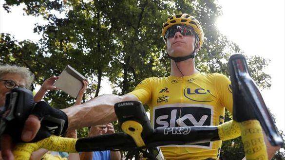 Tour de Francia. ¿Qué está ocurriendo con Chris Froome?