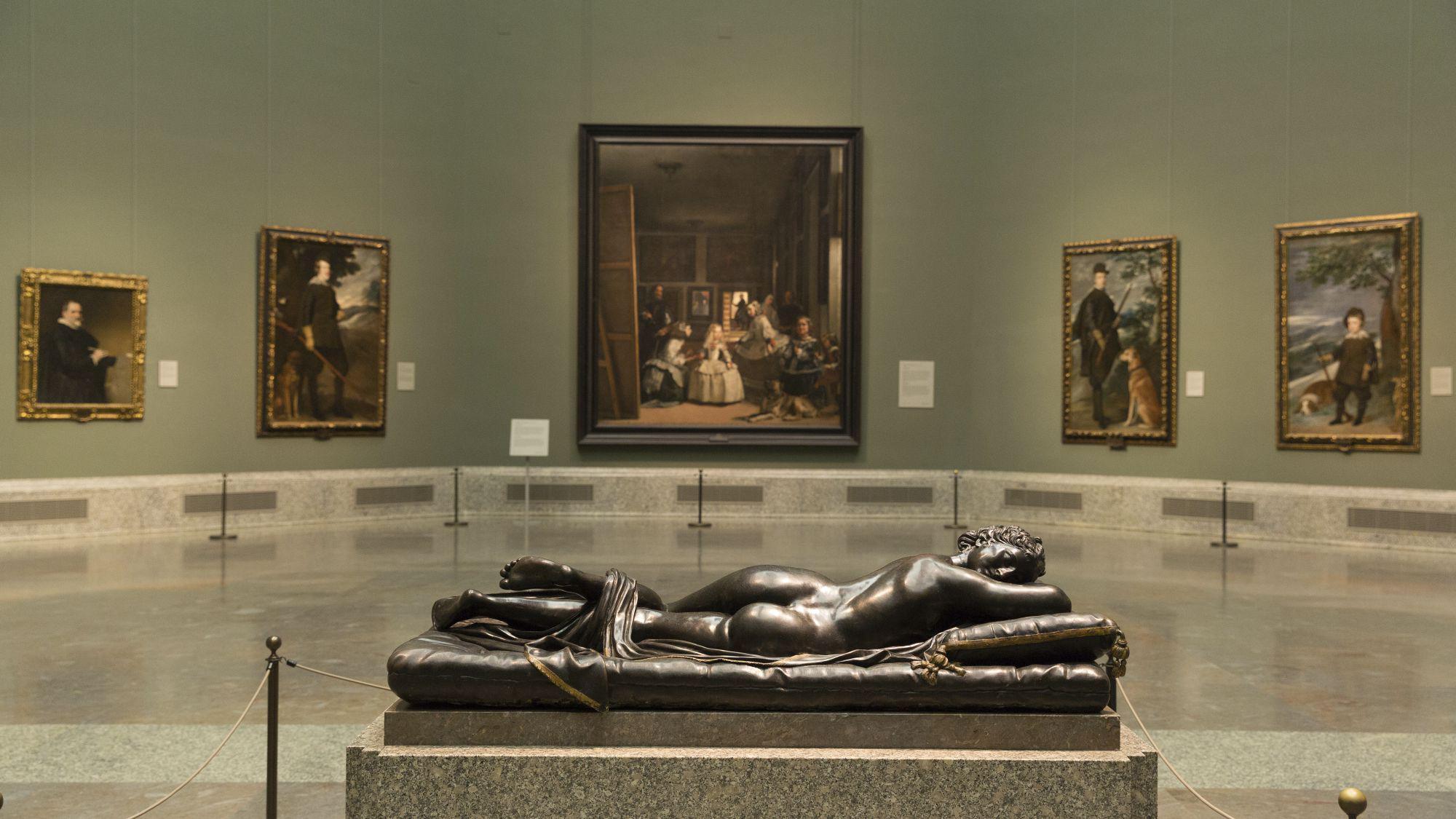 Bicentenario del Museo del Prado: las claves de su ... Музей Прадо Внутри