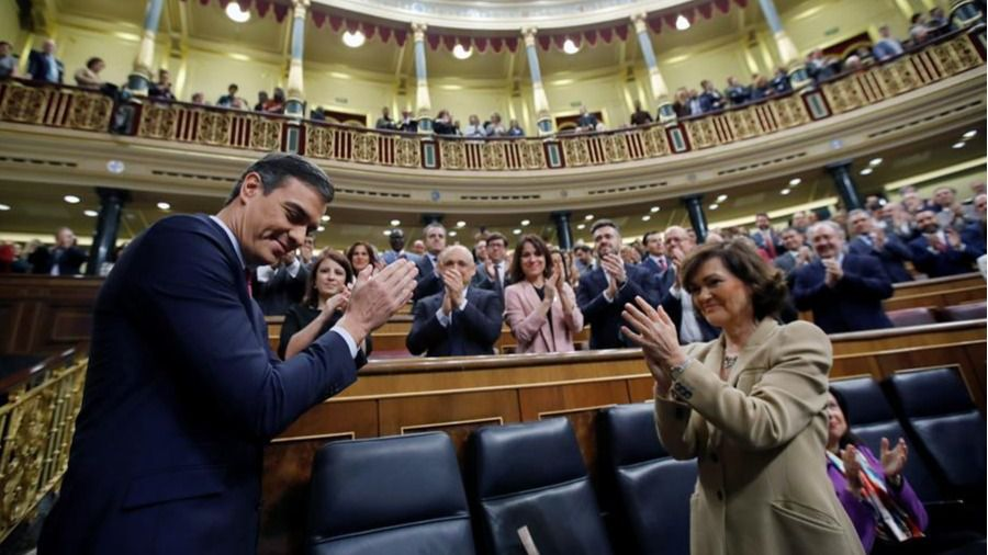Así hemos contado el debate y la segunda votación de la investidura de Sánchez